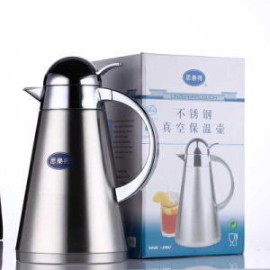 18/8 Stainless Steel Thermal Insulated Vacuum Svp-1500r Coffee Pot pictures & photos