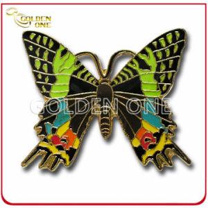 Customized Antique Plating Custom Metal Enamel Pin Badge pictures & photos