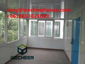Flexible Container House for Temporary Office and Meeting Room pictures & photos