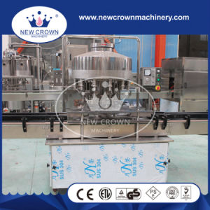 1.5kw 2000bph Automatic Water Bottle Filling Machine for 5L Big Bottle pictures & photos