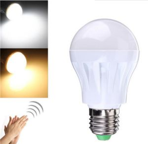 4W/7W Pure White Emergency and Radar Sensor LED Bulb Lighting pictures & photos
