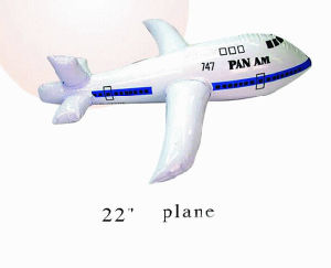 New Design Airplane Inflatable Toy pictures & photos