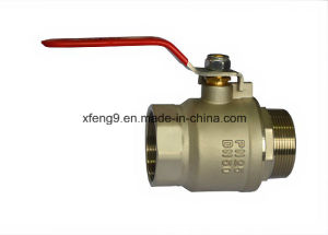 Dn50pn25 F*M Brass Ball Valve pictures & photos