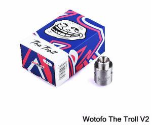 Original Wotofo The Troll V2 Rda Tank pictures & photos