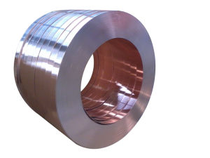 Copper Clad Steel Strip H90/C22000 Widely Used in Military Industry pictures & photos