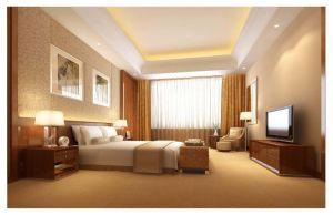 Luxury Bedroom Furniture Set Design (CG1506)