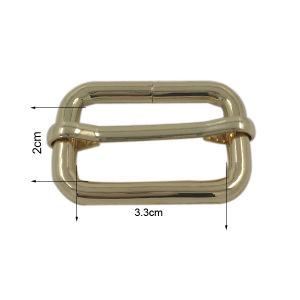 Promotional Wholesale 3.3cm Metal Bag Buckle pictures & photos