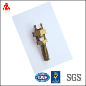 Electric Cable Connecting Brass Bolt Type Connector pictures & photos