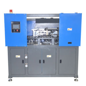 Full Automatic 2 Cavities Bottle Blow Molding Machine pictures & photos