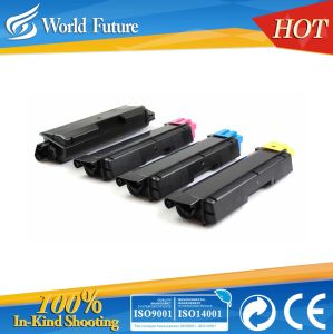 Tk580/Tk582/Tk584 Color Copier Toner Cartridges for Kyocera Fs-5150dn pictures & photos