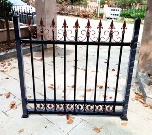 Cheap Yard Steel Wire Fence Prices pictures & photos