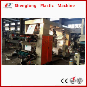 Six Colour Flexographic Printing Machine (YT-6600) pictures & photos