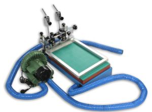 Zxspe4530 Vacuum Screen Printing Machine pictures & photos