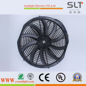 12V 24V Condenser Cooling Axial Fan for Beach Buggy pictures & photos