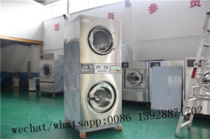 2016 Popular Industrial Washer and Dryer Combo machine pictures & photos