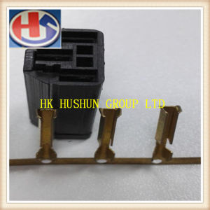 Supply Female Brass Terminal (IEC) , Used in The 3 Pins Plug (HS-FT-001) pictures & photos