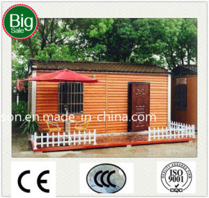 Low Pay Simple Mobile Prefabricated/Prefab Coffee Bar/House in The Street pictures & photos