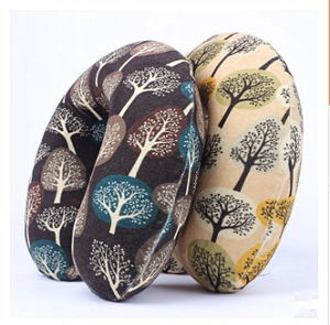 Velvet Digital Printing U Shape Memory Foam Neck Pillow for Nap and Travel pictures & photos