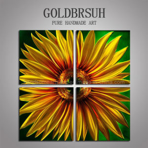Beautiful Sunflower Metal Wall Art Decoration pictures & photos