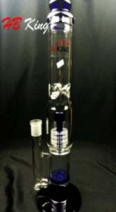 Hb-K8 Enjoylife Glass Water Pipe Frit Percolator Glass Pipe Birdcage pictures & photos