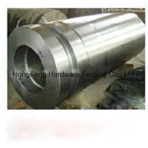 AISI 4340 Forging Hollow Axlestainless Steel Sleeve pictures & photos