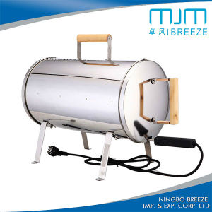 Wholesale Stainless Steel Smoker Electric BBQ Grill pictures & photos