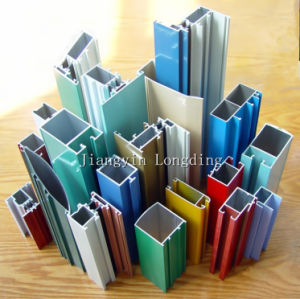 Construction Aluminum Profiles for Aluminum Window and Door pictures & photos