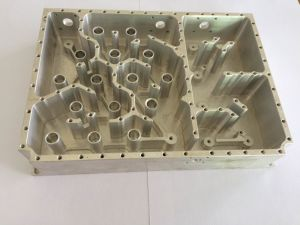 Die Casting Aluminum Cavity for Communication Termination pictures & photos