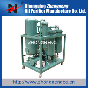 Multi-Function Vacuum Old Turbine Oil Filtering Machine pictures & photos