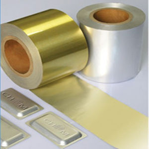 Pharmaceutical Tropical Aluminum Foil for Tablets Pills Capsules Packaging pictures & photos
