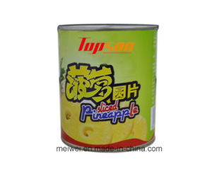 Food Fruit Canned Sliced Pineapple pictures & photos