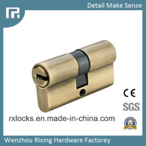 80mm High Quality Brass Lock Cylinder of Door Lock Rxc11 pictures & photos