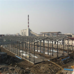 Manufacturer /High Quality/ Low Price Steel Structure Frame Workshop pictures & photos