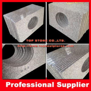 G664 Granite Vanity Top for Kitchen/Bathroom/Hotel Project pictures & photos