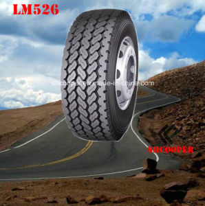 Long March Tubeless Drive/Steer/Trailer Truck Tyre (LM526) pictures & photos