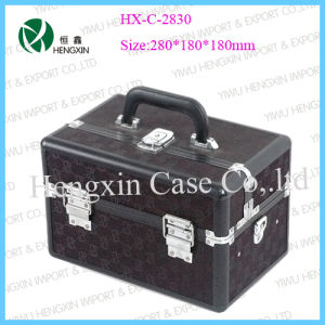 Professional Black Aluminum Make up Case pictures & photos
