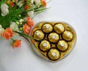 Aluminium Foil Food Packaging for Chocolate