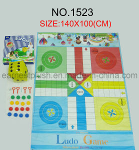 Giant Chesses Game Ludo Chhess Mat 140*100cm Q0127538