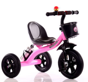 Pink Lovely Children Tricycle Kids Tricycle pictures & photos
