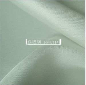 16mm Width: 114cm/140cm Silk Twill Fabric pictures & photos