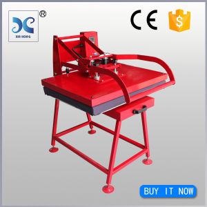 XINHONG 600*800mm / 24*32 Inch Large Format Dye Sublimation Manuel Heat Press Machine pictures & photos