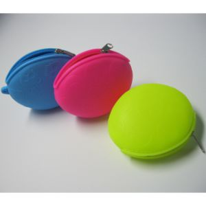 Fashion Silicone Coin Purse for Promotion pictures & photos