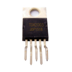 Original New IC Chip Tda2003 Integrated Circuit pictures & photos