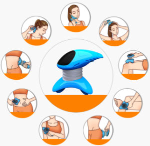 Multi-Function Mini Head Massage Equipment Handheld Massager pictures & photos