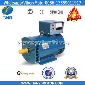 St 1 Phase Alternator Generator 5kw 110V
