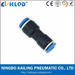 Plastic Material Pneumatic Fitting Pg06-04 pictures & photos