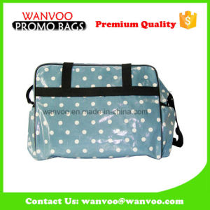 New DOT Printing Baby Diaper Bag From China Manufacturer pictures & photos