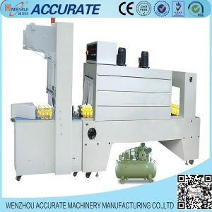 Semi-Auto Sleeve Wrapping Machine&PE Film Shrink Packaging Machine pictures & photos