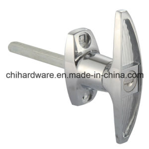 Tubular T Handle Lock for Garage Door, Truck, Cabinet pictures & photos