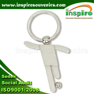 Blank Metal Sports Keychain for Promotion Gift (K902) pictures & photos